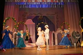 Тамбовские актеры дадут спектакль в помощь больным детям