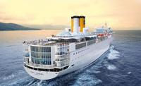Очередной лайнер Costa Cruises терпит бедствие