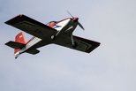 Авиационно-спортивный праздник состоялся в День города