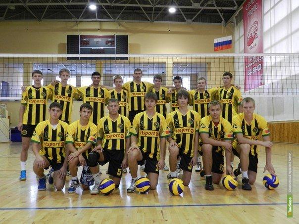 ВК «Тамбов» одержал победу над «Курской АЭС»