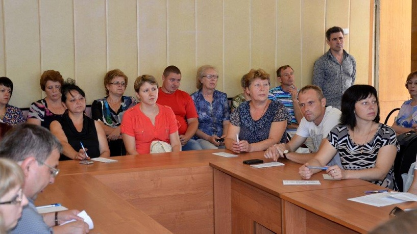 Власти Рассказово обещают помочь вынужденным переселенцам с Украины
