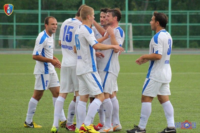 ФК «Тамбов» вошел в 20-ку самых посещаемых команд Второй лиги