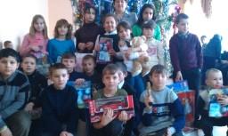 НН: У детей из детского дома исполнились желания