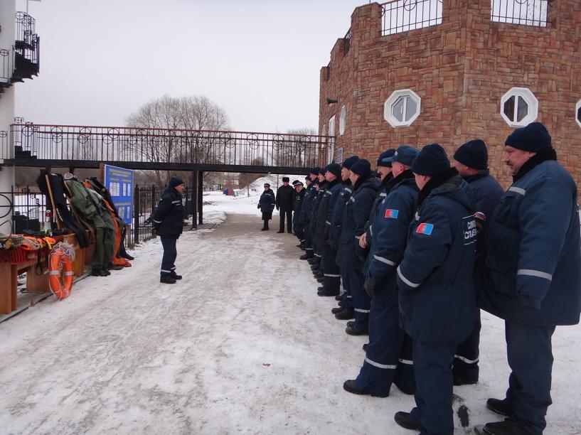 Тамбовские спасатели подвели итоги года
