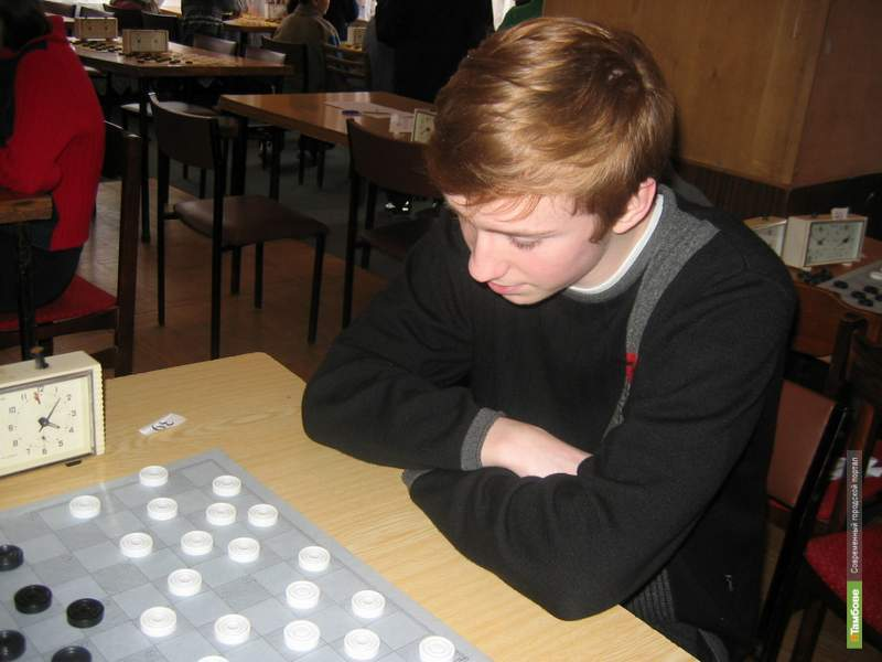 За клетчатой доской соберутся лучшие шашисты Тамбовщины