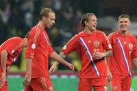 Российская сборная по футболу вошла в десятку лидеров рейтинга ФИФА