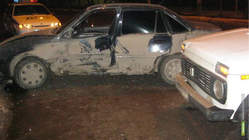 ДТП на Московской спровоцировал 18-летний водитель