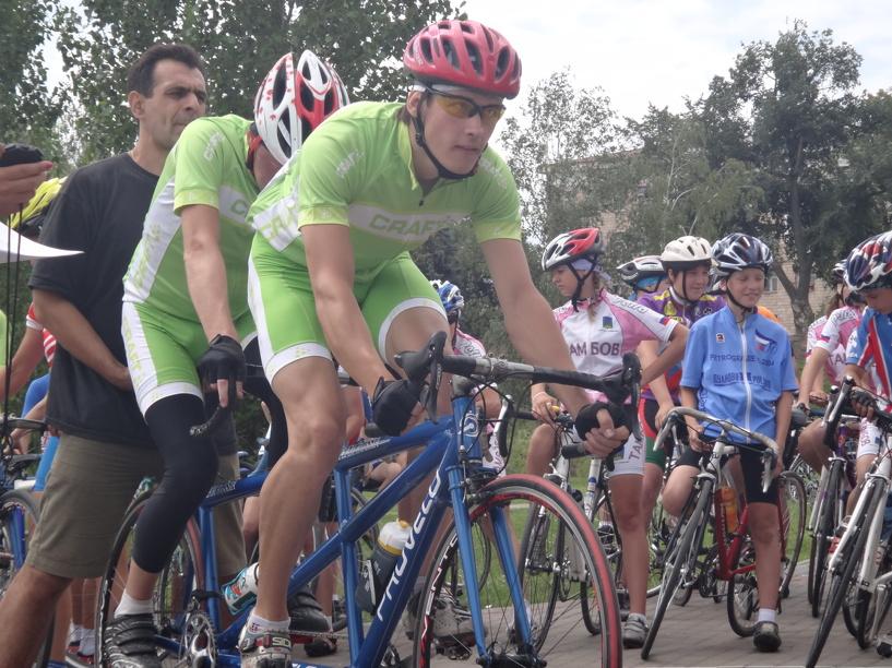 Тамбовские велосипедисты выиграли «золото» на чемпионате страны