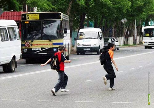 За выходные пятеро подростков пострадали в автоавариях на Тамбовщине