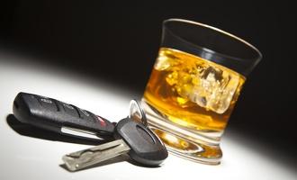 С нового года задержан 91 водитель с признаками опьянения