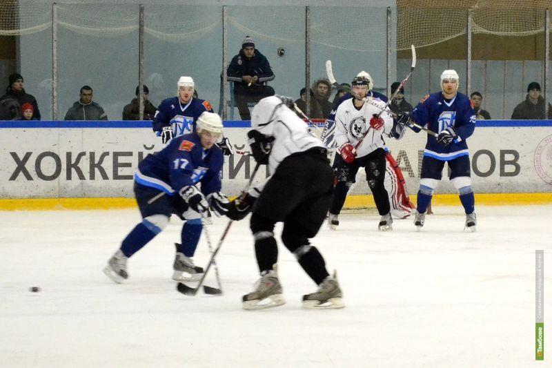 Хоккеисты из Тамбова проведут 2 «домашки»
