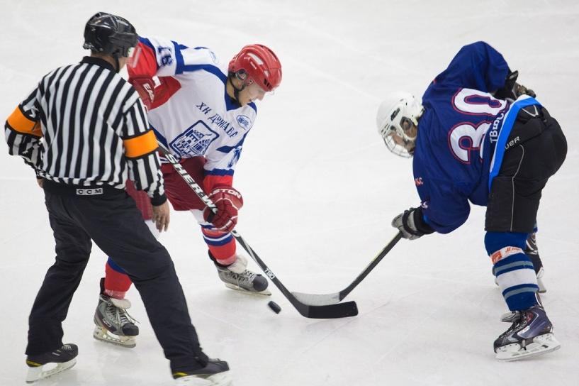 ХК «Держава» сыграет с ветеранами хоккея