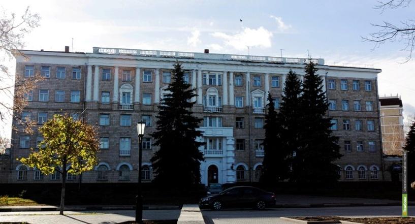 Жители гостиницы «Тамбов» не хотят переезжать