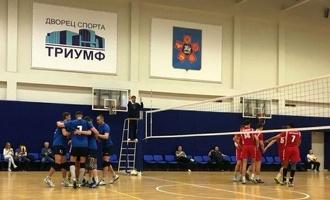 ВК «Тамбов» одержал победу на выезде
