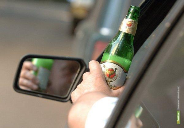Тамбовские полицейские отправятся ловить пьяных автомобилистов