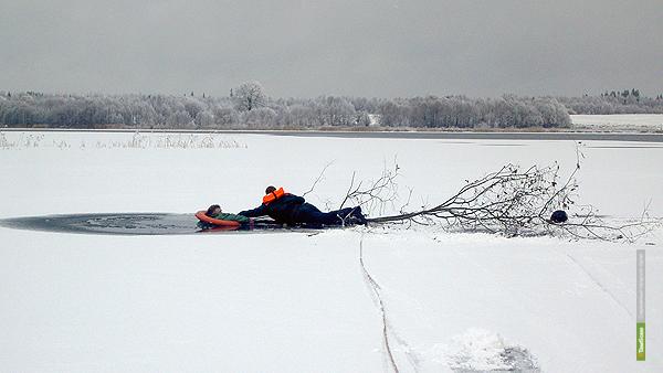 ЧП в Тамбовской области:  в Никифоровском районе утонул рыбак