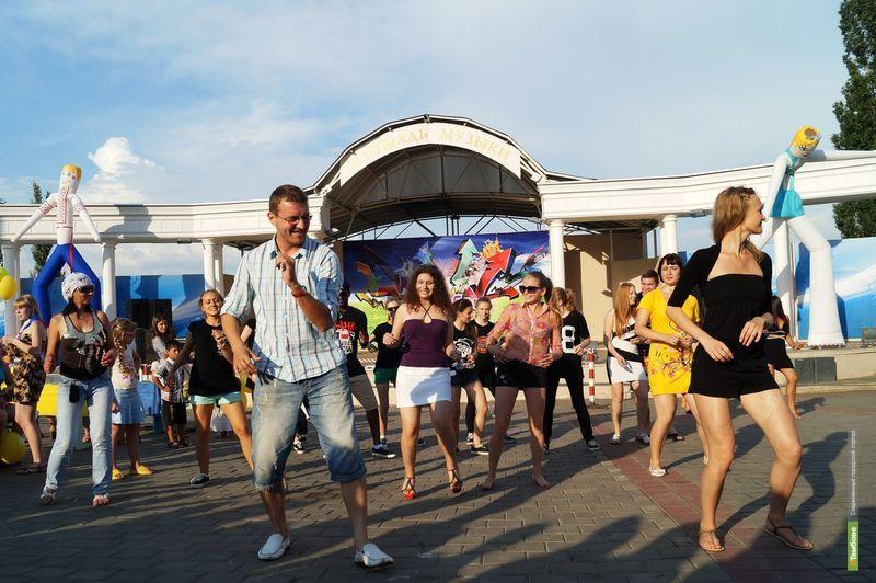 В День молодёжи тамбовчан научат танцевать сальсу