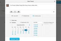 Twitter разрешит рекламодателям писать отложенные посты