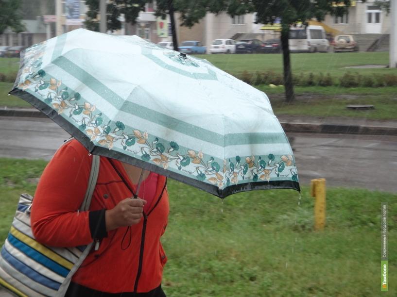 С завтрашнего дня погода в Тамбове немного прояснится
