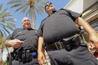 В Лондоне начнут штрафовать толстых полицейских