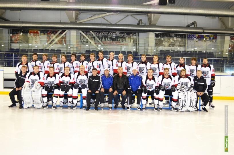 ХК «Тамбов» отправляется на чемпионат в Саранск