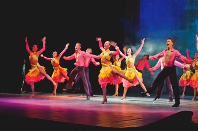 «Цвета Радуги» победил на чемпионате России по бальным спортивным танцам