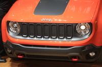 Джипусечка! Американцы показали самый маленький Jeep — Renegade