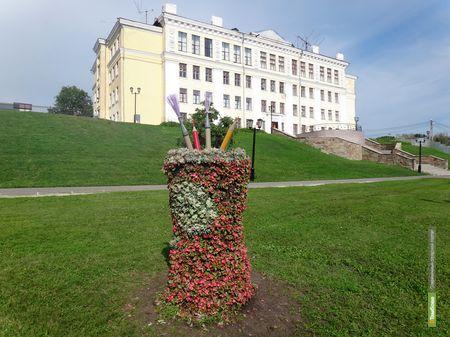 «Зеленхоз» украсит Тамбов новыми цветочными скульптурами