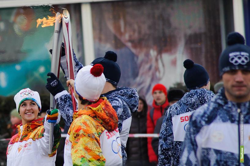 Проверено ВТамбове: Олимпийский порыв. Проводим опрос