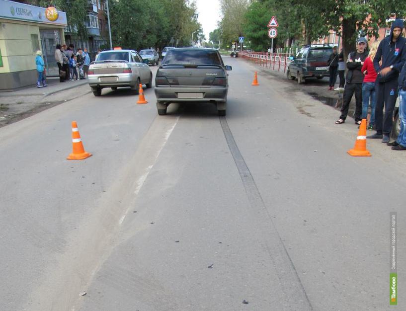 В Котовске 9-летняя девочка попала под колеса ВАЗа