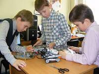 Тамбовские школьники осваивают робототехнику