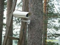 Пожарные взяли под видеонаблюдение тамбовские леса
