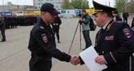 Тамбовских полицейских наградили за раскрытие тяжкого преступления