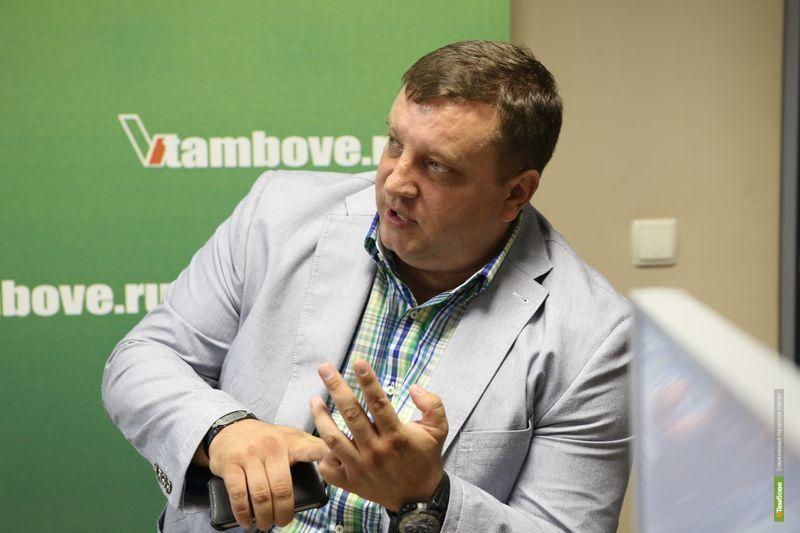 Алексей Кондратьев ответил на вопросы блогеров портала ВТамбове