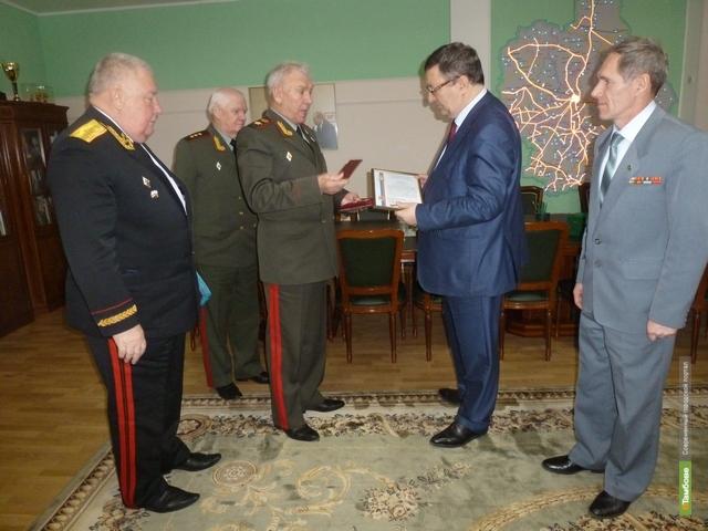Тамбовщина готова принять на ПМЖ ветеранов с Украины