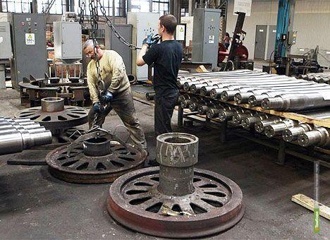 Объёмы промпроизводства на Тамбовщине выросли почти на 15%