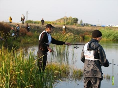 Рыбаки из Тамбова выиграли у действующих чемпионов мира