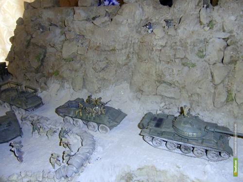 Котовский музейный комплекс получил в дар диораму