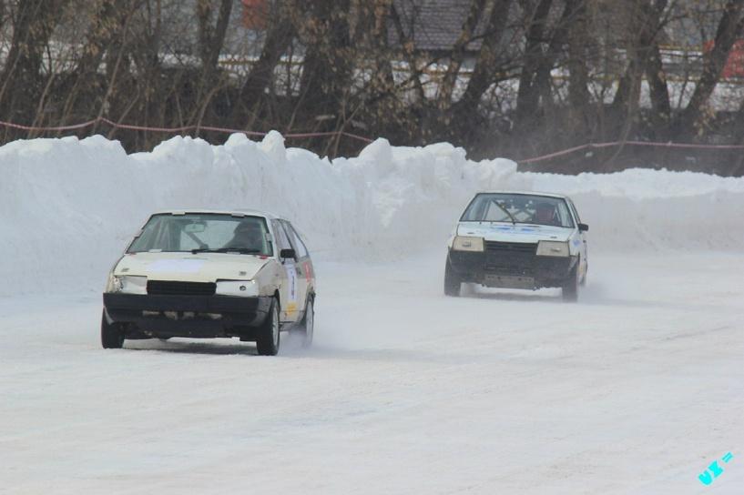 В Тамбове автогонщики померились силами