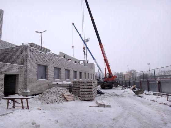 Тамбовщина получит на строительство спортобъектов 330 миллионов рублей