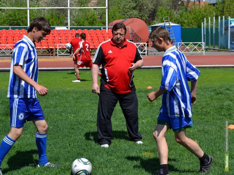 Вопрос финансирования тамбовского «Спартака» решится после 15 мая