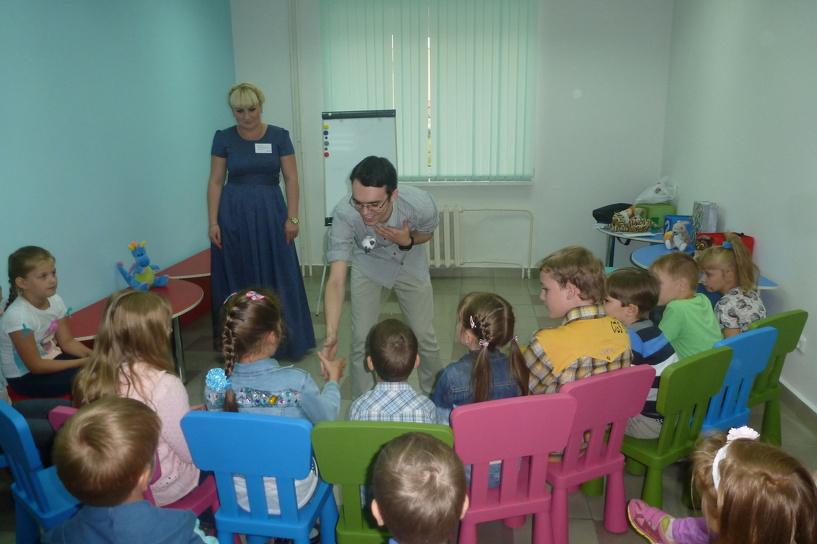 Центр иностранных языков I SPEAK приглашает детей на занятия