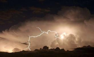 Самая длинная молния зафиксирована в 2007 году в США