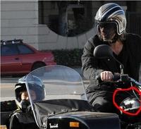 Брэд Питт стал владельцем мотоцикла «Урал»