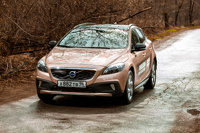 Тест-драйв Volvo V40: желаемое, действительное, неожиданное