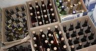 Полицейские нашли у мичуринца 22 тысячи бутылок «левого» алкоголя