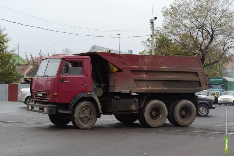 В Тамбове экологи проверили грузовики на вредность для окружающей среды