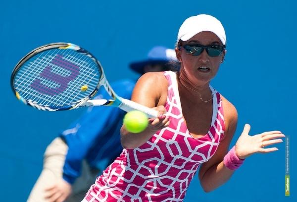 Арина Родионова пытается пробиться на Australian Open