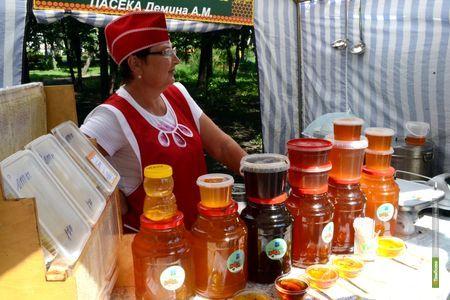 Ярмарка мёда в Тамбове: фоторепортаж