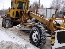 Тамбовские снегоуборочные машины полностью готовы к зиме
